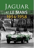 Jaguar at Le Mans 1954-58 DVD