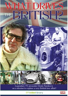 What Drives the British DVD