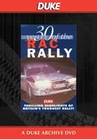 30 Years Of The RAC Rally Duke Archive DVD