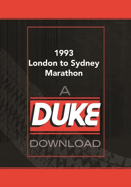 London To Sydney Marathon 1993 Download