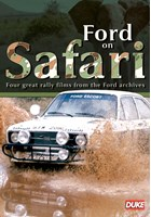 Ford on Safari DVD