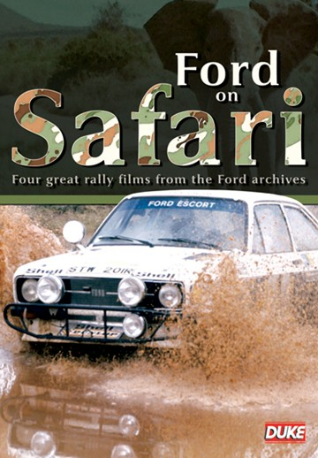 Ford on Safari DVD - click to enlarge
