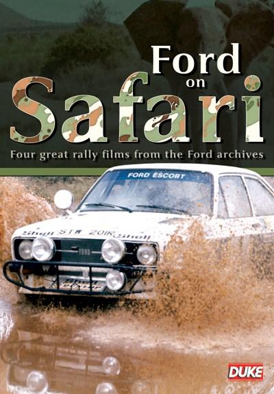 Ford on Safari DVD