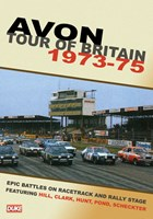 Avon Tours of Britain 1973-1975 DVD