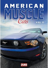 American Muscle Cars Vol 2 DVD