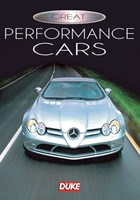 Great Performance Cars DVD