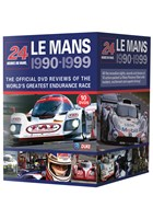 Le Mans Collection 1990-99 (10 DVD) Box Set
