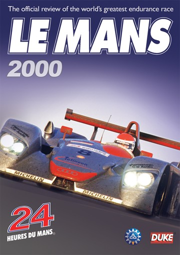 Le Mans 2000 DVD - click to enlarge