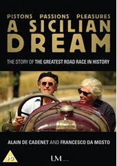 A Sicilian Dream NTSC DVD