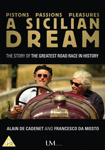 A Sicilian Dream NTSC DVD - click to enlarge
