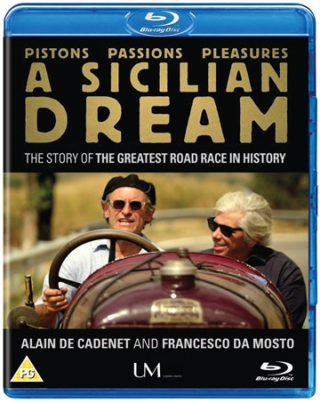 A Sicilian Dream Blu-ray - click to enlarge