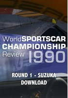 World Sportscar 1990 - Round 1 - Suzuka - Download