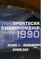 World Sportscar 1990 - Round 2 - Monza - Download