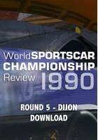 World Sportscar 1990 - Round 5 - Dijon - Download