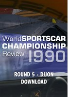 World Sportscar 1990 - Round 5 - Dijon - Download