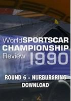 World Sportscar 1990 - Round 6 - Nurburgring - Download