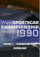 World Sportscar 1990 - Round 7 - Donington Park - Download