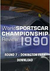 World Sportscar 1990 - Round 7 - Donington Park - Download