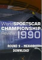World Sportscar 1990 - Round 9 - Mexico - Download