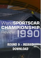World Sportscar 1990 - Round 9 - Mexico - Download
