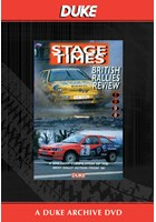 Stage Times British Rally Championship 1996 Duke Archive DVD