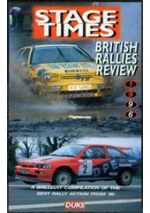 Stage Times British Rally Championship 1996 Download