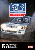 RAC Rally 1984 DVD