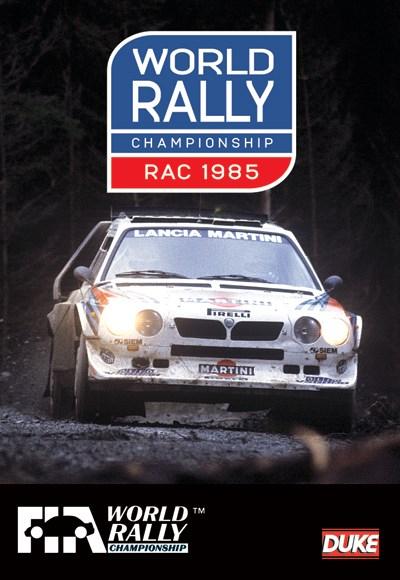 RAC Rally 1985 DVD