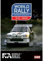 RAC Rally 1986 DVD