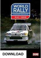 RAC Rally 1986 Download