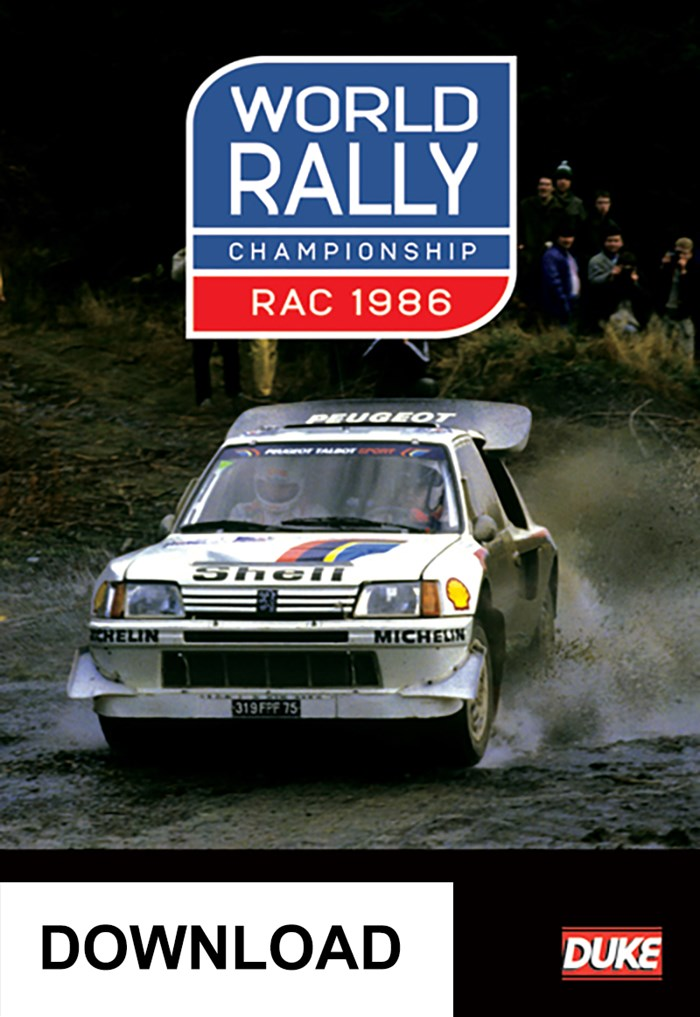 RAC Rally 1986 Download