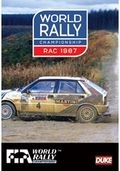 RAC Rally 1987 DVD
