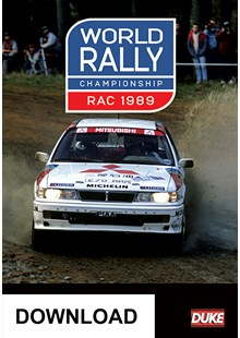 RAC Rally 1989 Download