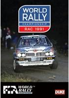 RAC Rally 1991 DVD