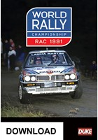 RAC Rally 1991 Download