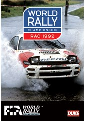 RAC  Rally 1992 DVD