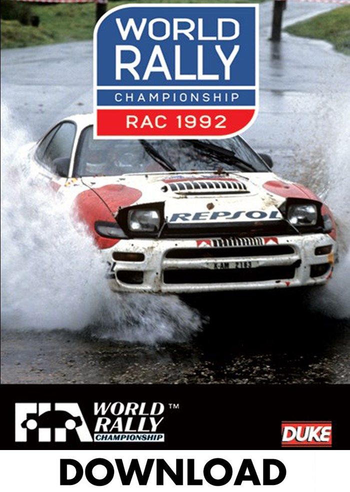 RAC  Rally 1992 Download