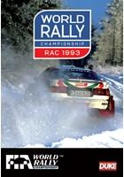 RAC  Rally 1993 DVD