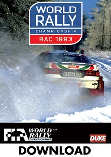 RAC Rally 1993 Download