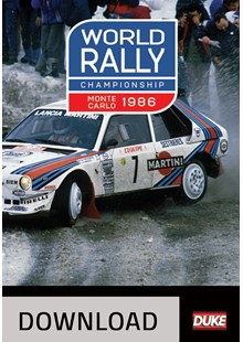 Monte Carlo Rally 1986 Download