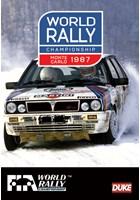 Monte Carlo Rally 1987 DVD