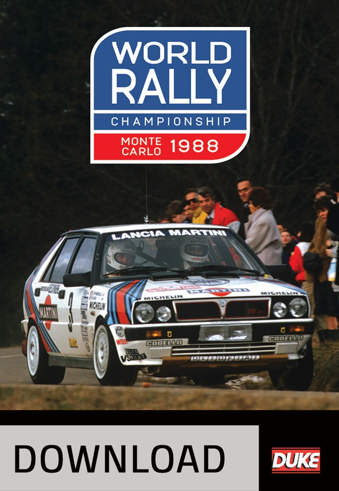 Monte Carlo Rally 1988 Download
