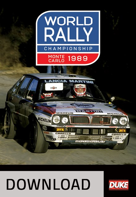 Monte Carlo Rally 1989 Download