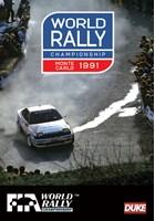 Monte Carlo Rally 1991 DVD