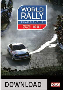 Monte Carlo Rally 1991 Download