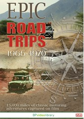 Epic Road Trips 1965-70 DVD