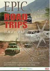 Epic Road Trips 1965-70 DVD