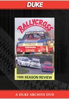 European Rallycross Review 1986 Duke Archive DVD