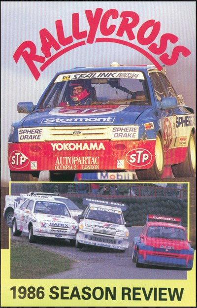 European Rallycross Review 1986 Download