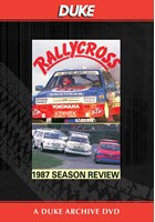European Rallycross Championship Review 1987 Duke Archive DVD
